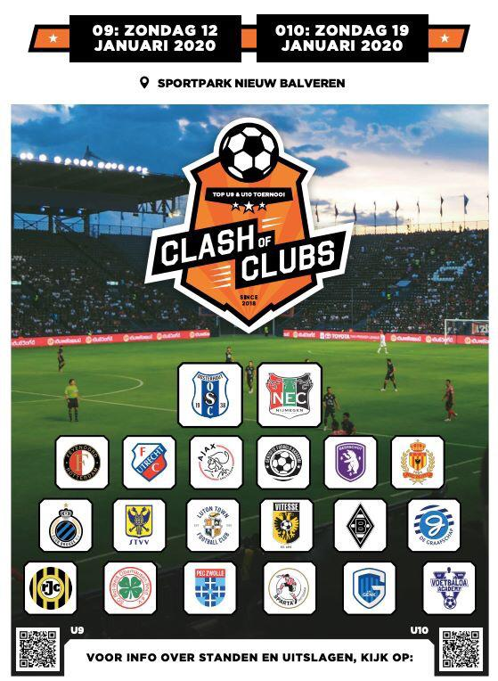 Clash of Clubs 2020