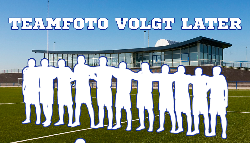 Teamfoto volgt later